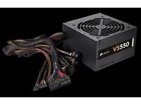 ATX VS 550W Corsair Power Supply