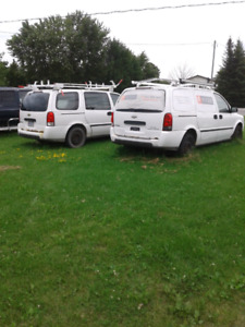 2 vans for one great price