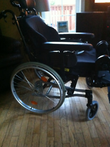 selling a wheelchair
