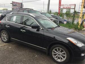 2013 Honda Accord Cpe EX-L w/Navi|LEATHER|SUNROOF|BLK ON BLK|