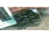 Honda civic door glass