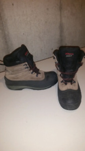 Columbia 200 Grams Thermolite Winter Boots Size 14