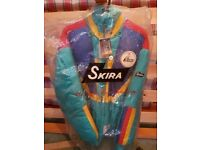 Brand new - Vintage 80's skiing jacket.