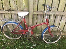Vintage Dawes Kingpin town/shopper Bicycle