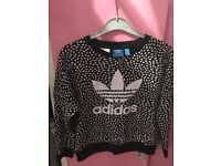 Girls adidas tops