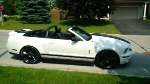 2008 Ford Shelby GT500 Mustang Convertible