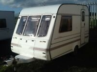 1995 comps Lynx 2 berth light weight easy to tow