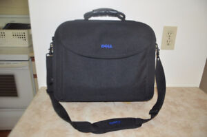 Dell Laptop Case - black fabric