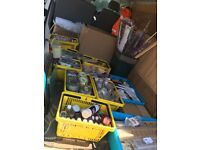 Job lot ex stock / clearance DIY stock ALL NEW