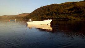 Fishing Boat - 25Hp Honda 4 Stroke