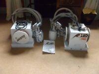 Professional Paint Sprayers (2) Apollo 700 model
