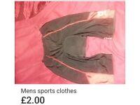 New Mens large cycling shorts