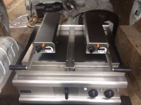 Clam Grill Lincat OPUS 7210 Excellent Condition With Stand 3 Phase Was £6500 New