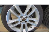 Vauxhall corsa d Genuine 17in wheels and tyres