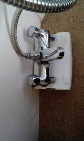 Mixer shower tap boxed as new