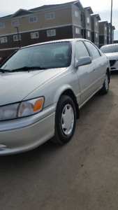 A Very Clean And Well Maintained 2000 Toyota Camry Sedan