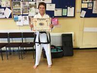 Jenny treasure's martial arts fusion