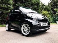 SMART FORTWO 1.0 MHD PASSION - SOFTOUCH AUTO - 2010/10 - PANORAMIC SUNROOF++SAT NAV