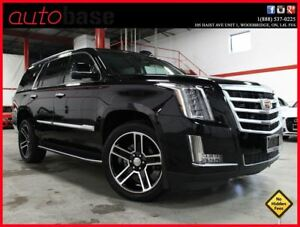 2016 Cadillac Escalade LUXURY COLLECTION | CLEAN CARPROOF