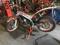 Beta 50cc child's trials bike