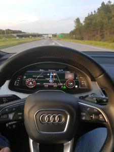 Audi Q7 2017 TEKNIK