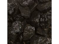 whinstone chippings black decoritive gravel