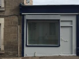 Newly refurbished three-room office suite to rent