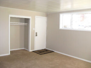 Available Immediately Basement suite