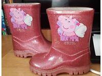 Peppa Pig Wellies