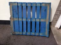 Free pallet to collect