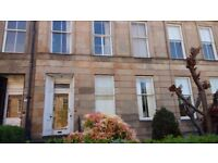 Bedsit in Strathbungo, (conservation area next to Queens Park) close to city centre
