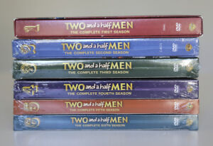 Brand New Boxsets - 6 Seasons for ONLY $30