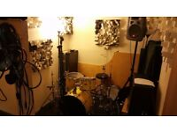 Drum / rehearsal studio for monthly hire BN41 Portslade