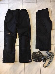 Pantalon de moto Rukka