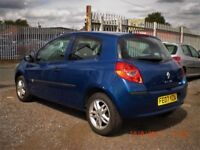 2007 RENAULT CLIO 1.2 **LOOK**
