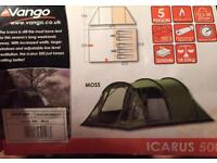 Brand New Icarus 500 Tent with Footprint/Groundsheet
