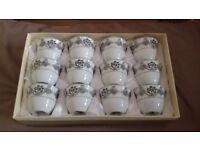 Chinese/Arabic Qahwa Cups