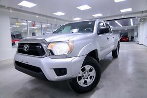 2013 Toyota Tacoma SR-5 ONE OWNER, NON SMOKER LOW KM
