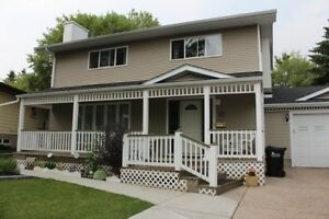 GORGEOUS Sherwood Park home with HUGE lot
