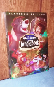 The Jungle Book DVD - Platinum Edition