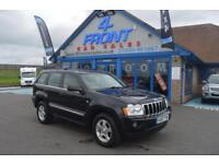 2007 JEEP GRAND CHEROKEE V6 CRD LIMITED 3.0 DIESEL AUTOMATIC 5 DOOR 4X4 4X4 DIES