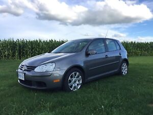 2008 Volkswagen Rabbit (Golf) 2.5L AS IS