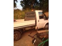 Ford transit truck