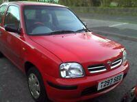1.litre micra ideal first car. .
