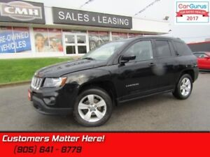 2014 Jeep Compass Sport  4X4, ALLOYS, NEW TIRES!