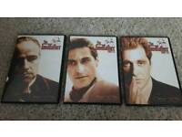 The Godfather 'The Coppola Restoration' 3 DVD Set
