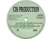 CIS Production ‎– Kung Fu 12''