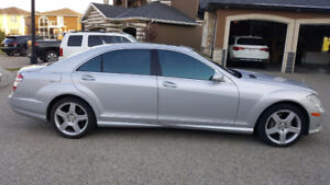 2007 Mercedes-Benz S-Class 4Matic AMG Package no accident