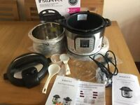Instant Pot Duo 7-in-1 Electric Pressure Cooker, 6 Litre brand new