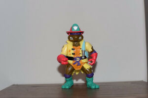 vintage Ninja turtle action figure